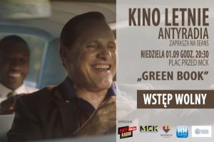 Green Book - Kino Letnie Antyradia MCK 2019