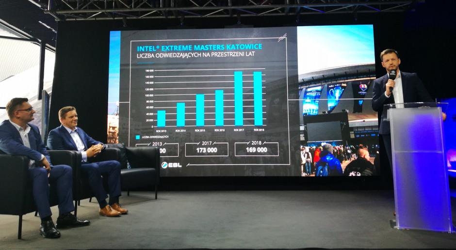 Konferencja Intela w Międzynarodowym Centrum Kongresowym