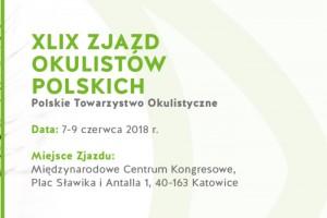 Zjazd Okulistów Polskich 2018