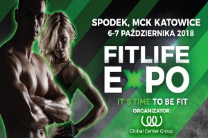 Fit Life Expo 2018 w MCK