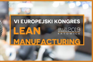 VI European Lean Manufacturing Congress