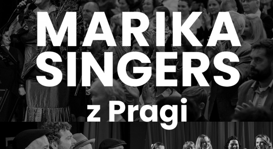 Koncert Marika Singers z Pragi w MCK