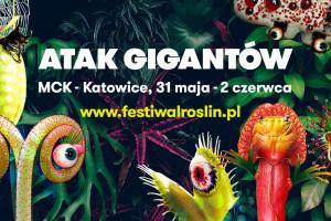 Festiwal Roślin Owadożernych w MCK 2019