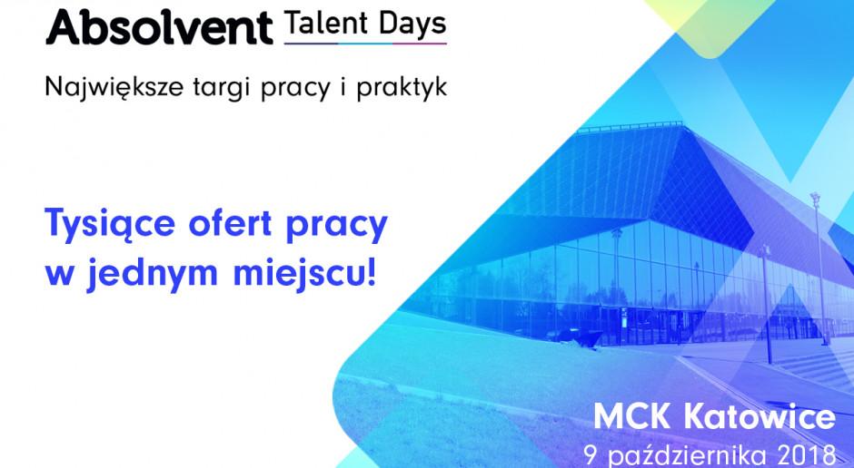 Absolvent Talent Days w Międzynarodowym Centrum Kongresowym w Katowicach