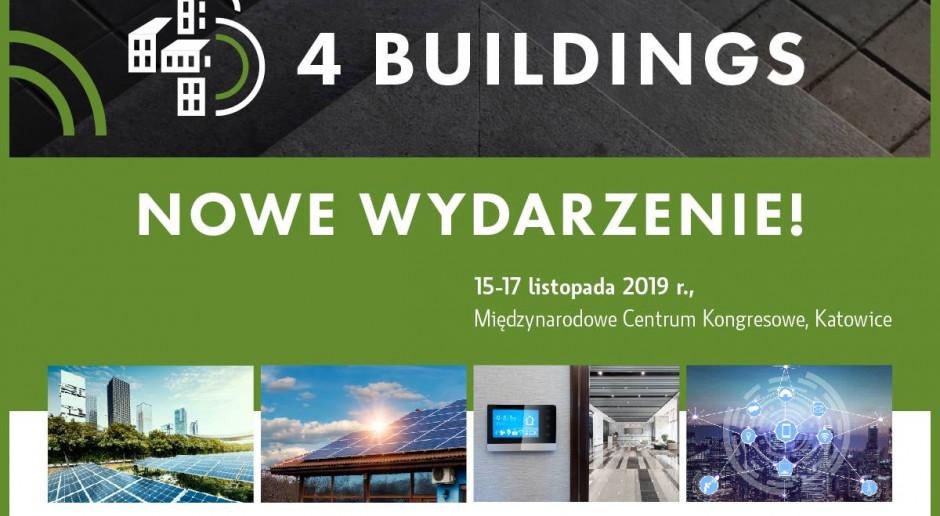 4 building w międzynarodowym centrum kongresowym 2019