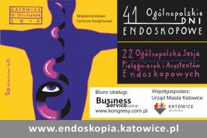 41 Ogólnopolskie Dni Endoskopowe w MCK