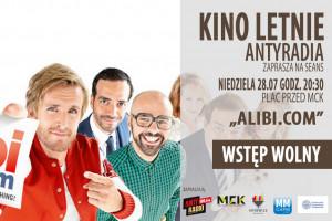 Alibi.com - Kino Letnie Antyradia mck 2019