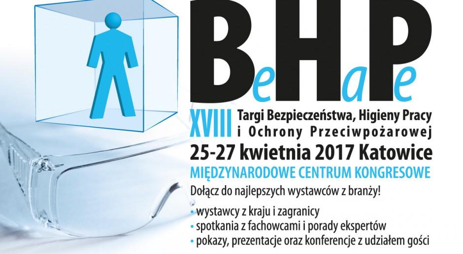 Targi BHP w Międzynarodowym Centrum Kongresowym