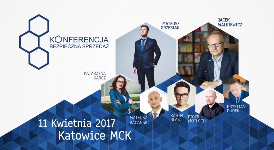 Konferencja bezpieczna sprzedaż w MCK