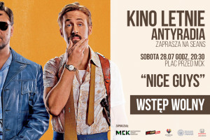 Nice guys film w MCK