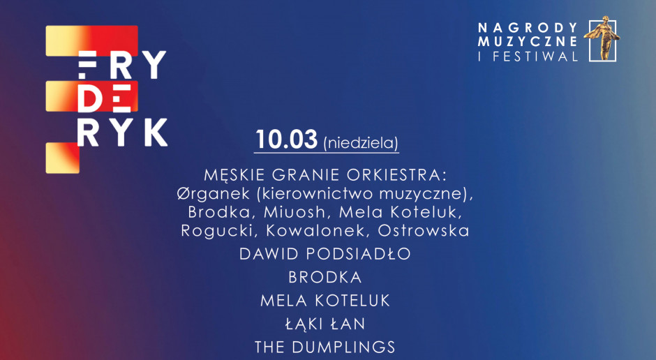 Festiwal Fryderyk MCK 2019