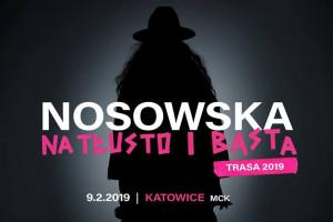 Nosowska na tłusto koncert w MCK Katowice