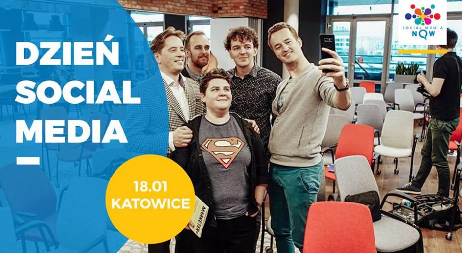 Dzień social mediów Katowice MCK 2019