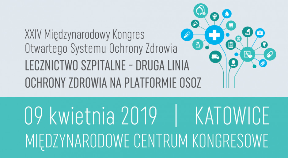 Kongres OSOZ Katowice w MCK 2019