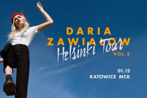 Daria Zawialow koncert w Międzynarodowym Centrum Kongresowym