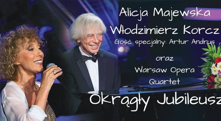 Koncert Alicji Majewskiej w Międzynarodowym Centrum Kongresowym w  Katowicach