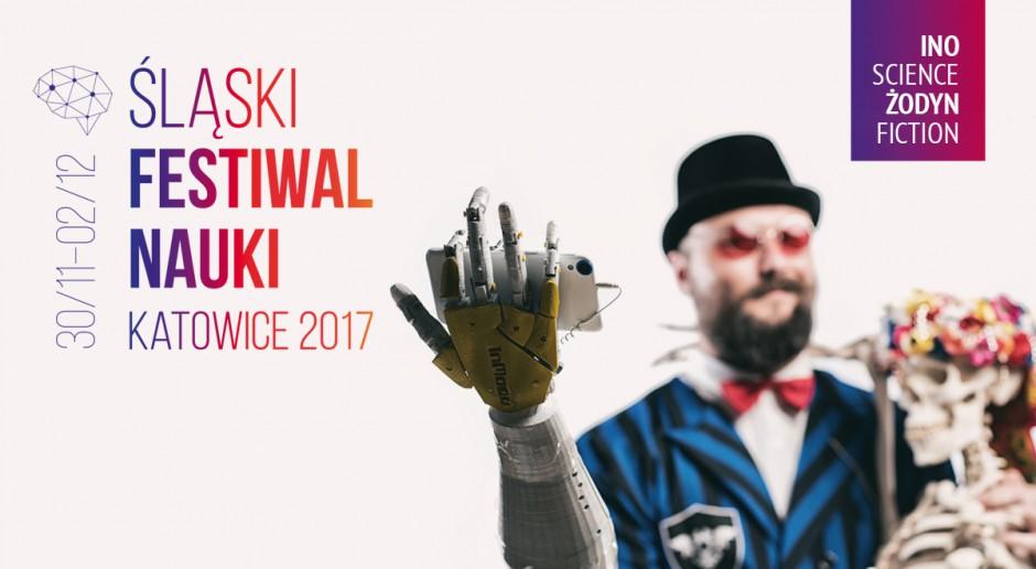 Ślaski Festiwal Nauki 2017 w MCK