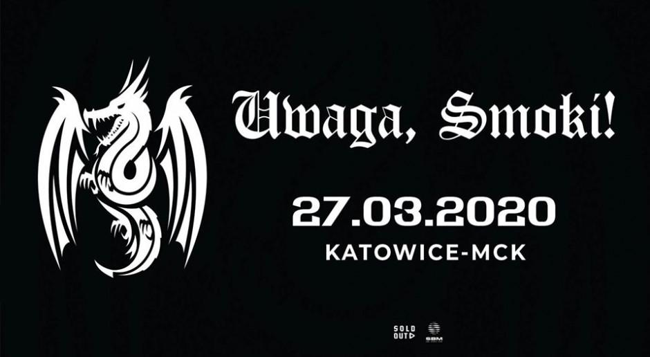 Uwaga Smoki koncert w MCK Katowice 2020