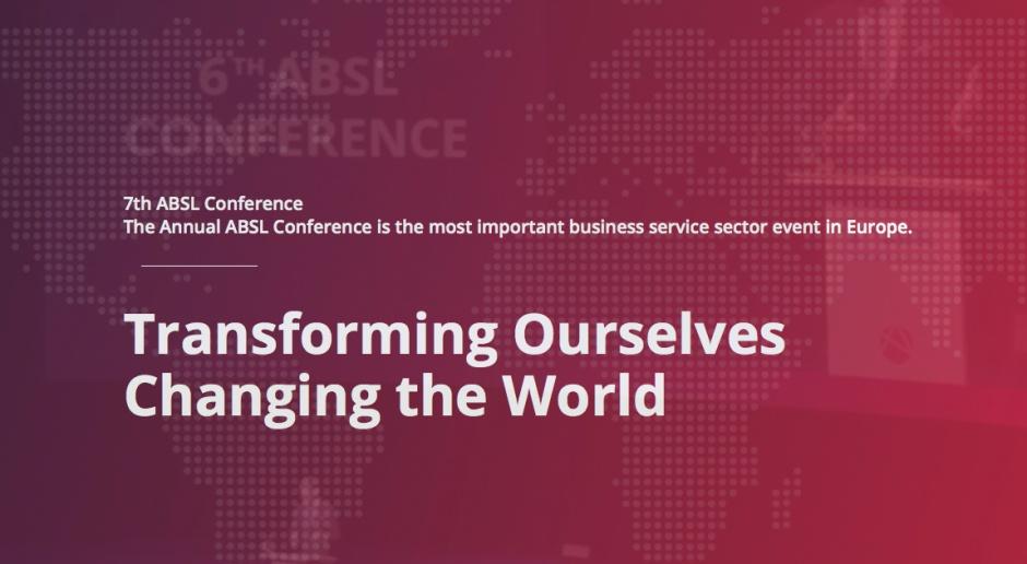 ABSL Conference w Międzynarodowym Centrum Kongresowym w Katowicach
