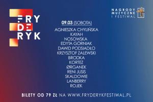 Gala Fryderyk 2019 w MCK