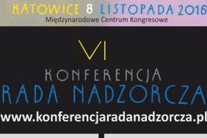 Konferencja Rada Nadzorcza w MCK