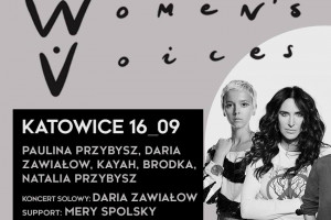Women's voices w MCK koncert