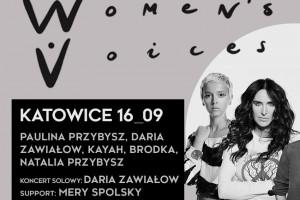 Women's voices w MCK koncert