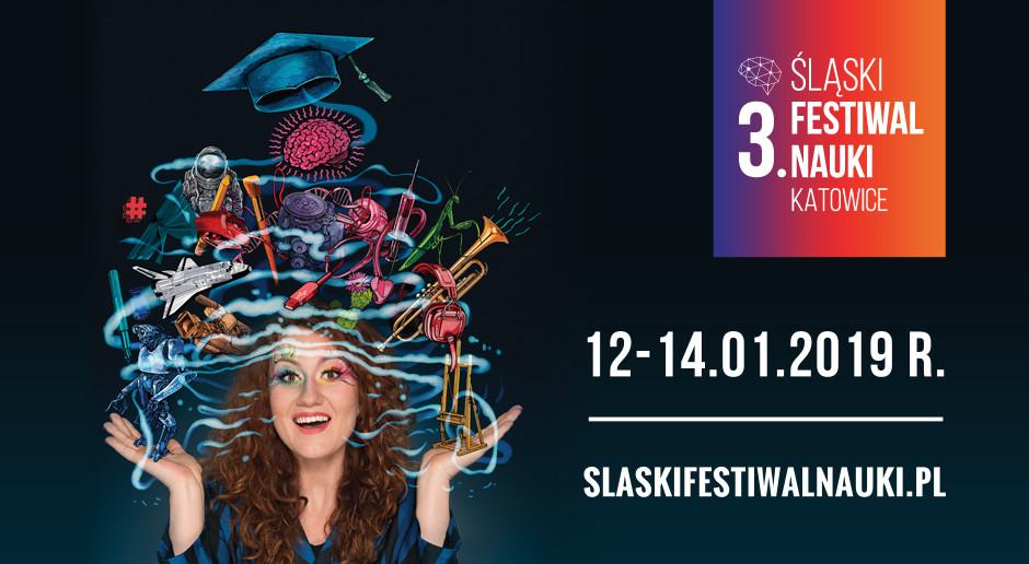 Śląski Festiwal Nauki  2019 w MCK