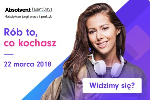 Absolvent Talent Days w MCK 2018