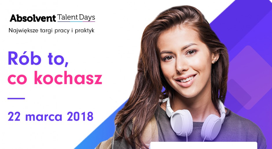Absolvent Talent Days w MCK 2018