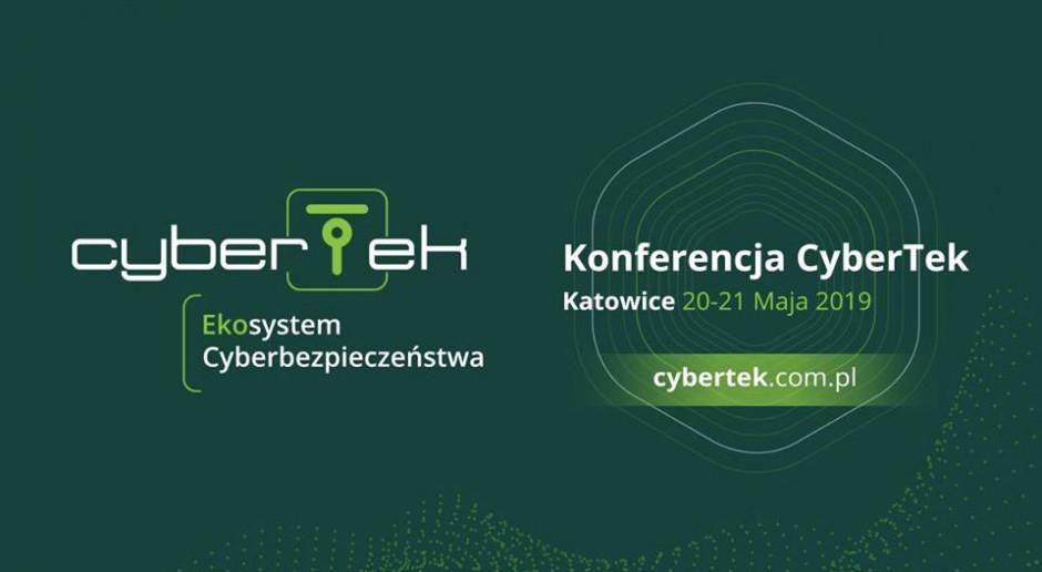 Cybertek konferencja w MCK 2019