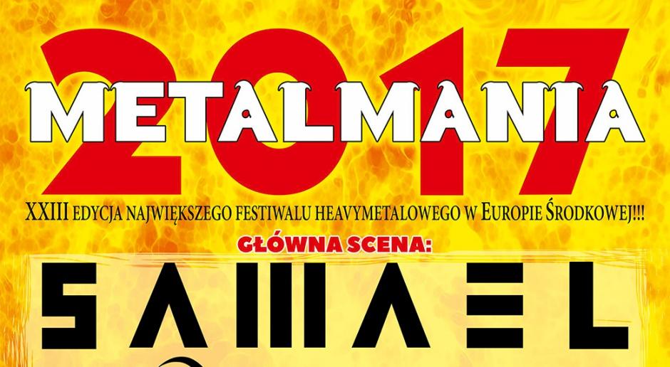 Metalmania 2017 w Spodku