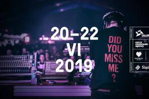 Tauron Nowa Muzyka w MCK 2019