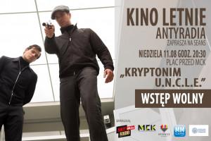 Kryptonim U.N.C.L.E. - Kino Letnie Antyradia MCK 2019