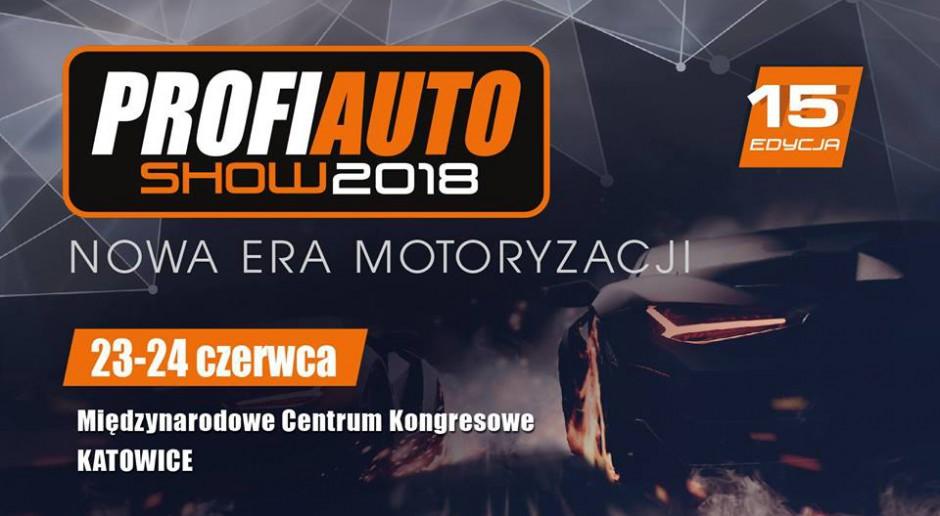 ProfiAuto Show 2018 w MCK