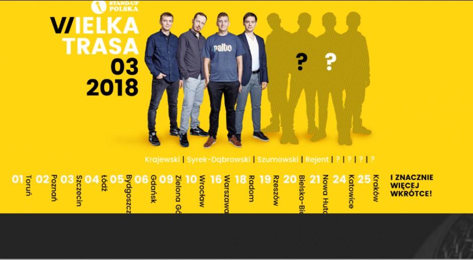 Stand-up Polska w MCK