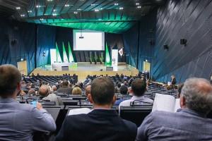 Audytorium podczas Kongresu Polskiego Towarzystwa Urologicznego