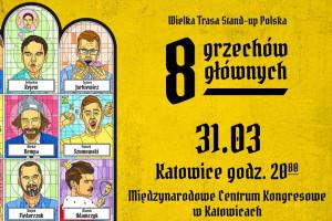 Stand-up Polska w MCK 2019