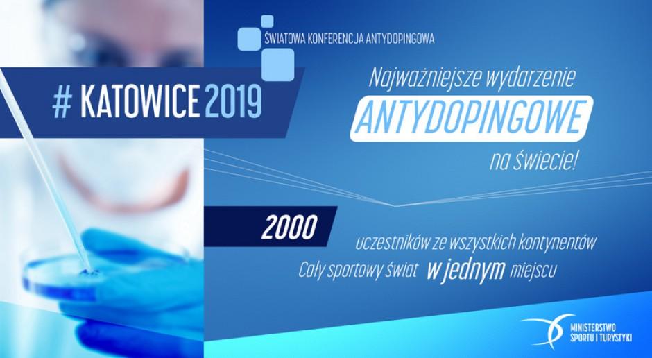 Konferencja Antydopingowa w MCK