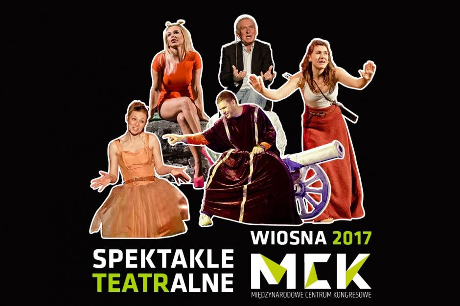 Spektakle w MCK