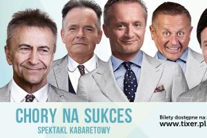 Chory na sukces spektakl w MCK