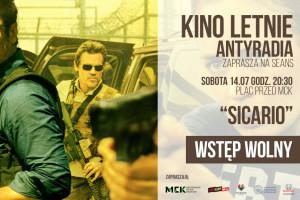 Sicario film w MCK