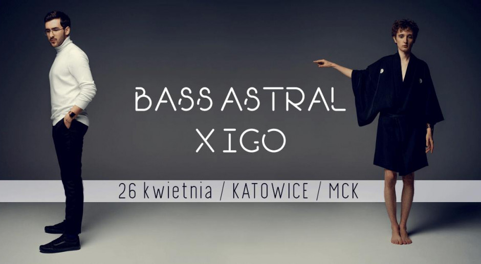 Bass Astral koncert w MCK 2019