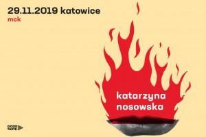 Nosowska Zamalowane Wrota w MCK 2019