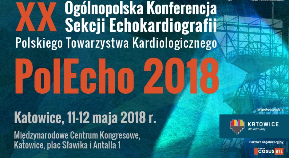 PolEcho konferencja w MCK 2018