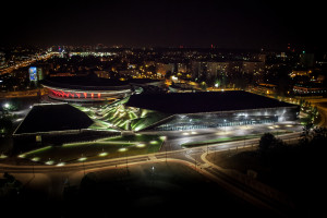 International Congress Centre and Spodek Arena