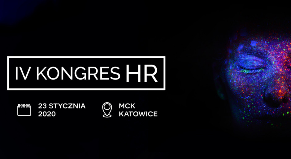 IV Kongres HR w Międzynarodowym Centrum Kongresowym w Katowicach