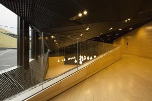 Foyer sal konferencyjnych w MCK
