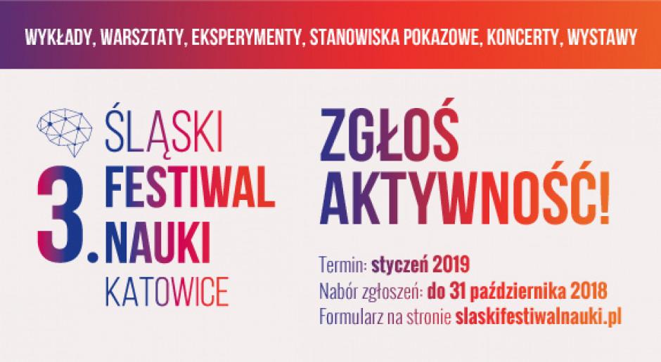 Ślaski Festiwal Nauki 2019 w Międzynarodowym Centrum Kongresowym w Katowicach