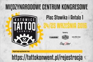 Tattoo Konwent w MCK